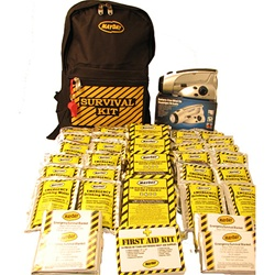 Example of Emergency Backpack Kit