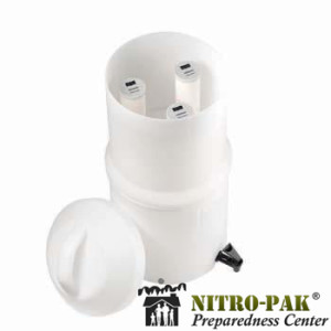 drip gravidyn filter Nitro-Pak